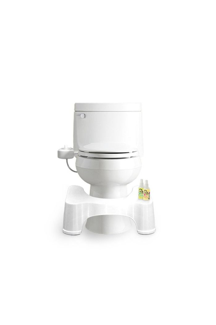 Potty Stool & I-wash Duo